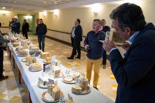 El queso 'La Brañuca' de Bejes, tercer clasificado en el Concurso Internacional de Quesos Azules