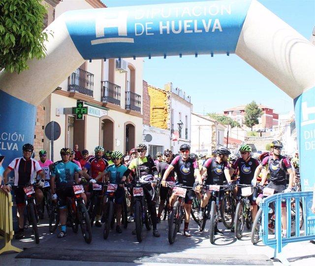 Huelva.- José Márquez Granados con un tiempo de 7:01:33 triunfa en la séptima edición de la 'Huelva Extrema'