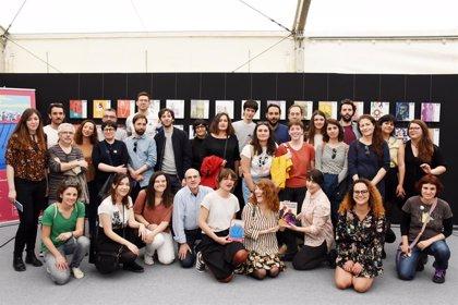 Artistas denuncian a través de 90 ilustraciones el machismo de la sociedad en la Fira del Llibre de València