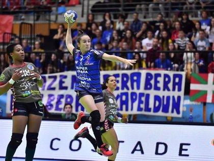 Valladolid y Bera Bera jugarán una final inédita en la Copa de la Reina de balonmano