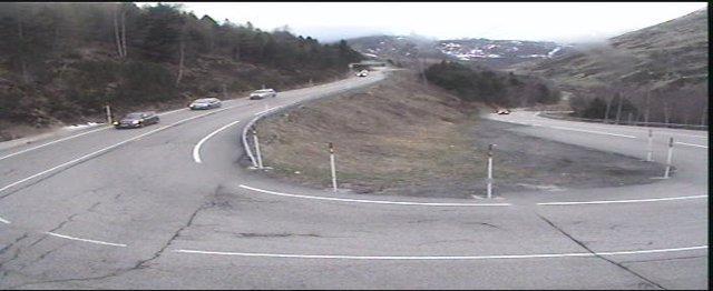 Sucesos.- Un desprendimiento obliga a cortar el acceso a Andorra desde Francia