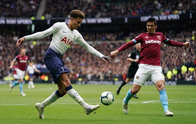 England Premier League  - Tottenham Hotspur vs West Ham United