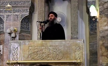 El líder del Estado Islámico podría estar intentando regresar a Irak desde Siria
