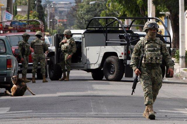 Una ola de asesinatos deja 18 muertos en menos 12 horas en Guanajuato (México)