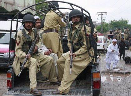 Tres militares muertos por la explosión de una bomba en el noroeste de Pakistán