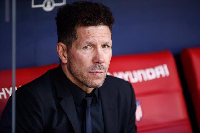 Soccer: La Liga - Atletico de Madrid v Valladolid