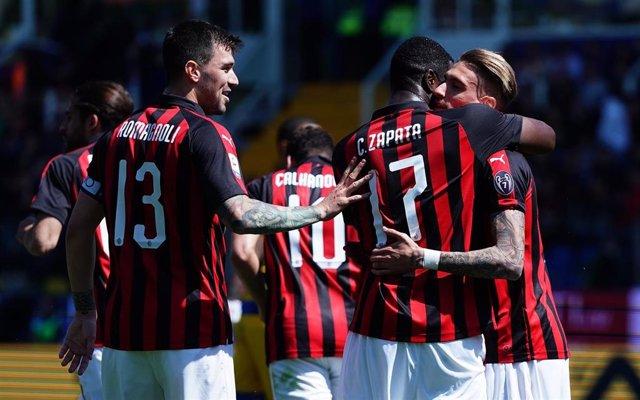 Italy Serie A - Parma Calcio vs AC Milan