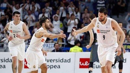 Real Madrid y Valencia Basket cumplen arriba; Estudiantes se complica abajo