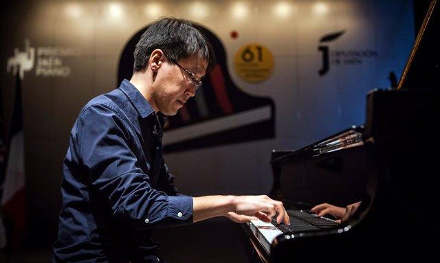 Jaén.- MásJaén.- Catorce personas se enfrentan a la segunda prueba del 61º Concurso Internacional de Piano Premio 'Jaén'