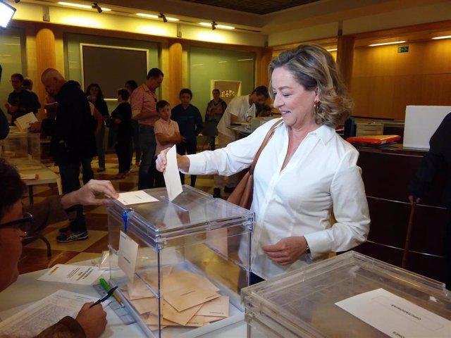 """28A.- Oramas (CC) Pide A La Ciudadanía Que Acuda A Votar De Forma """"Masiva"""" Porque Canarias """"Se Le Juega"""""""