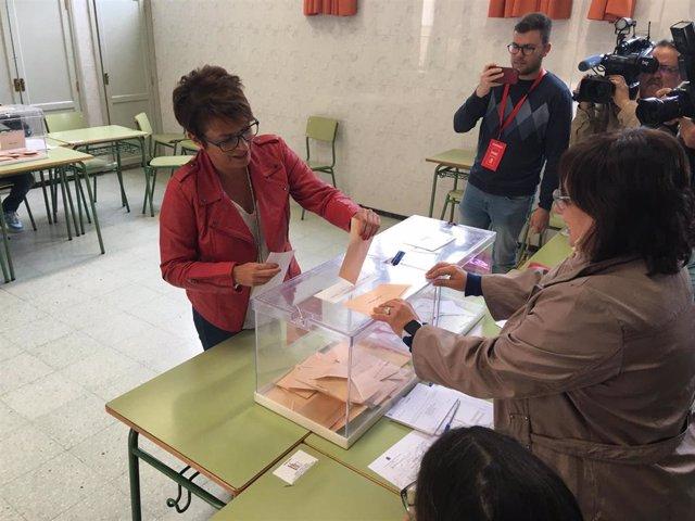 28A.- Máñez (PSOE)