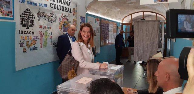 """Prohens: """"Estamos ante unas elecciones decisivas, que nadie se quede en casa, que todo el mundo salga a votar"""""""