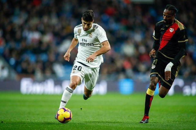 Soccer: La Liga - Real Madrid v Rayo Vallecano