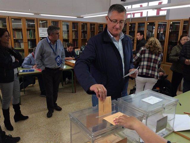 28A.- Blasco (PP) Confía En Que Los Ciudadanos Vot