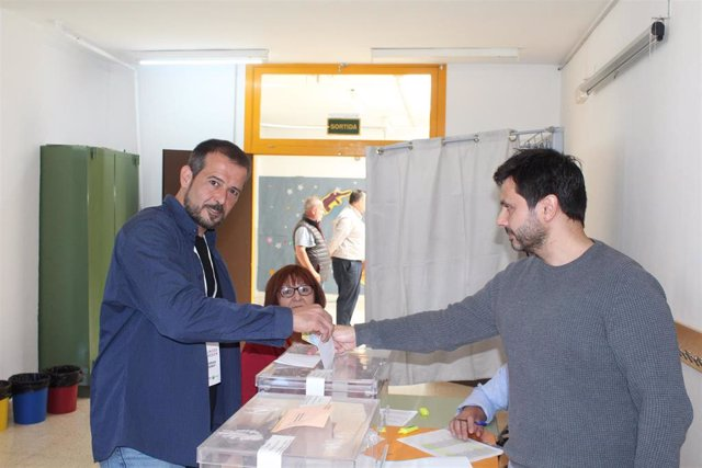El candidato de Unidas Podemos Ibiza reitera que votar es importante para decidir el modelo de Estado