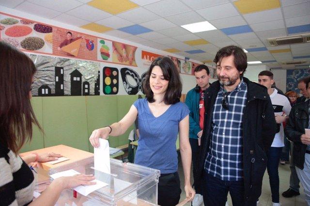 """28A.- Isa Serra (UP) Cree Que Este Domingo Se Va A """"Demostrar La Respuesta Colectiva"""" Como """"Mejor Antídoto"""""""