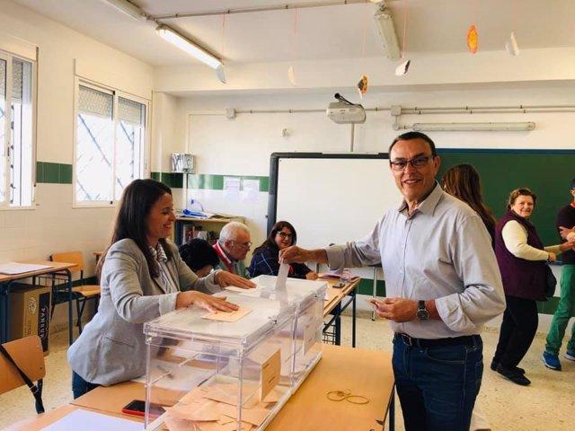 """Huelva.- 28A.- Caraballo afirma que está en juego """"una España moderna, inclusiva y de igualdad"""" frente al """"retroceso"""""""