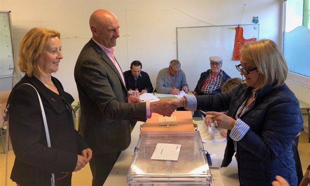 """28A.- La Jornada Electoral Transcurre De Forma """"Tranquila Y Sosegada"""" Y Deja Pequeñas Anécdotas"""