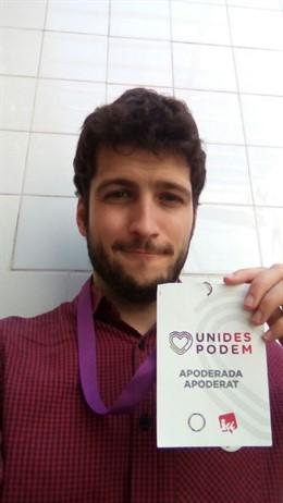 """28A.- Estañ Ejerce De Apoderado En Callosa Y Llama Participar: """"Es Fundamental Que Haya Un Gobierno Del Cambio"""""""