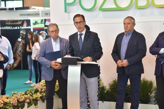 Córdoba.- La Feria Agroganadera de Pozoblanco reivindica el sector y cierra con una cifra de negocio de dos millones
