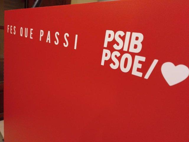 28A.- Los Candidatos Del PSIB Empiezan A Ya Llegar A Su Sede De Palma
