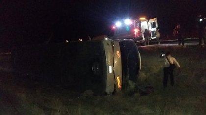 Al menos 11 muertos tras un accidente de autobús en el norte de México