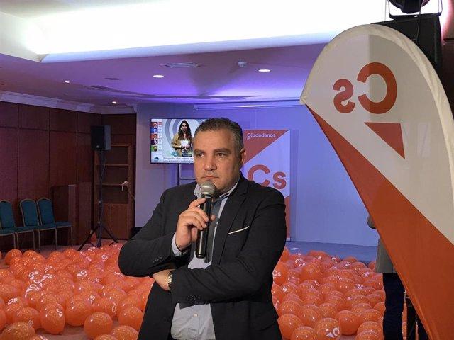 """28A.- Ciudadanos Cree Que La """"Gran Participación"""" Demuestra """"Que La Gente Quiere Cambio"""""""