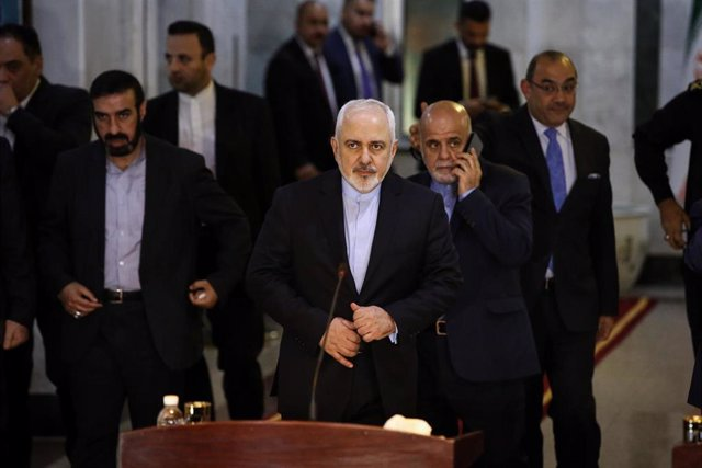 Iraqi and Iranian Foreign Ministers meet in Iraq