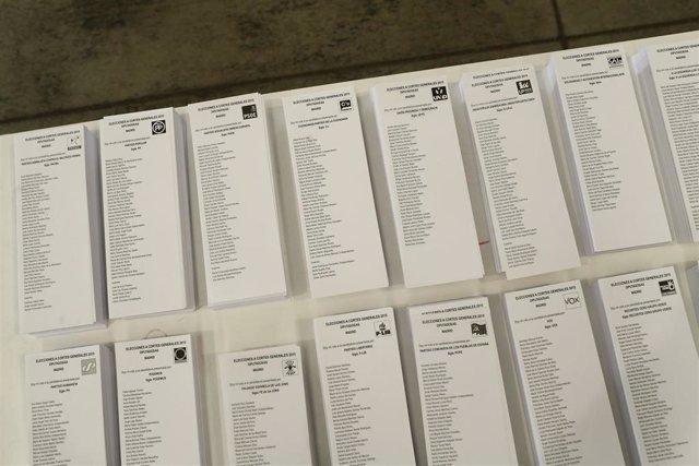 Recursos de elecciones generales 2015, Congreso, Cortes Generales, Parlamento