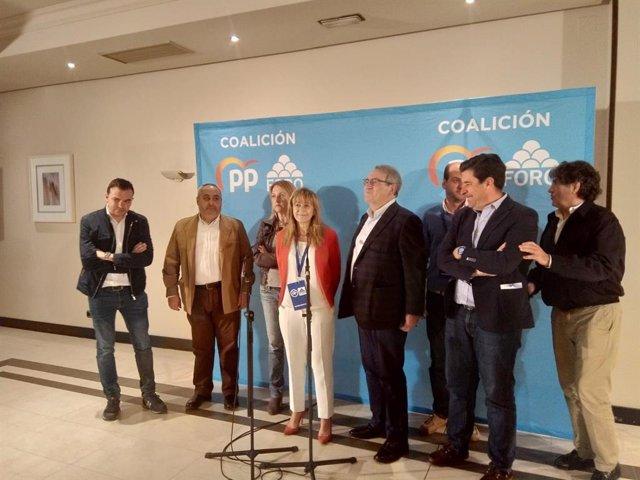 """28A.- Gázquez (PP) Achaca El Resultado A La """"Fragmentación"""" Del Voto De Centro Derecha"""