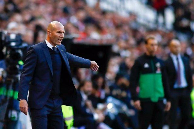 Soccer: La Liga - Rayo Vallecano v Real Madrid