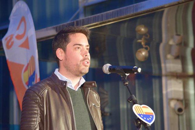 28A.- Cs celebra la participación en Cataluña aunque lamenta el incidente de Inés Arrimadas
