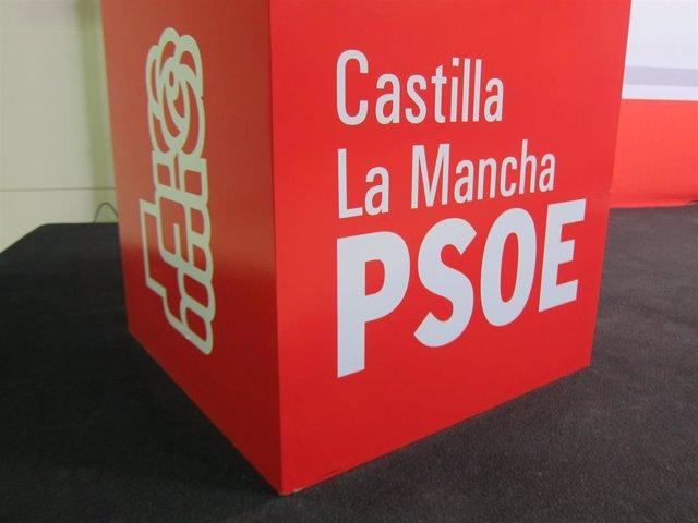 Logotipo PSOE Castilla-La Mancha
