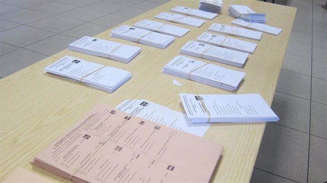 28A.- La participación en Euskadi crece 5,7 puntos, hasta el 41,75%, a las 14.00 horas