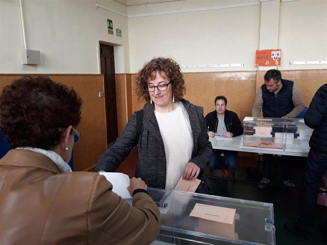 """28A.- Edith Pérez (UP) pide que """"se llenen las urnas"""" de las """"voces de los ciudadanos"""""""