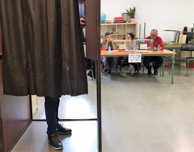 AMP.- 28A.- La participación en Cataluña es del 64,2% a las 18 horas, 17,8 puntos más