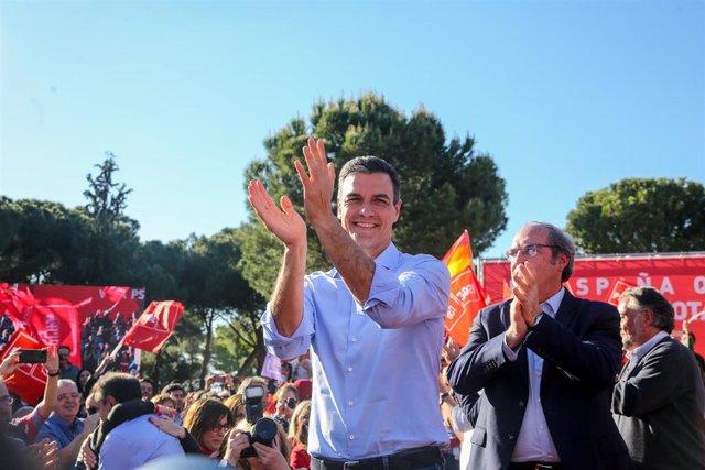 España.- AV.- El PSOE remonta desde su peor resultado histórico y gana sus primeras generales desde 2008