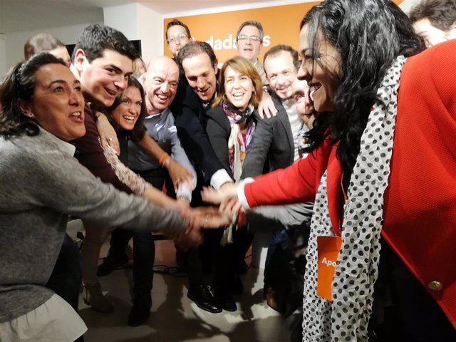 """28A.- Alonso (Cs): """"Me Voy A Dejar La Piel En Exigir Al PSOE Y A Sus Dos Diputados Que La Rioja Cuente"""""""