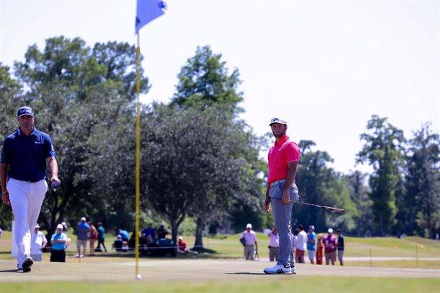 Golf.- Rahm gana junto a Palmer el Zurich Classic
