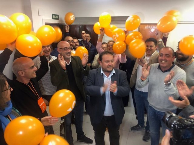 28A.- Cs Destaca Que El Resultado Consolida El Partido Y Lo Convierte En La Tercera Fuerza
