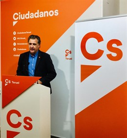 """28A.- Joaquín Moreno afirma que el crecimiento de Cs """"está siendo imparable"""" y que el domingo darán """"la campanada"""""""