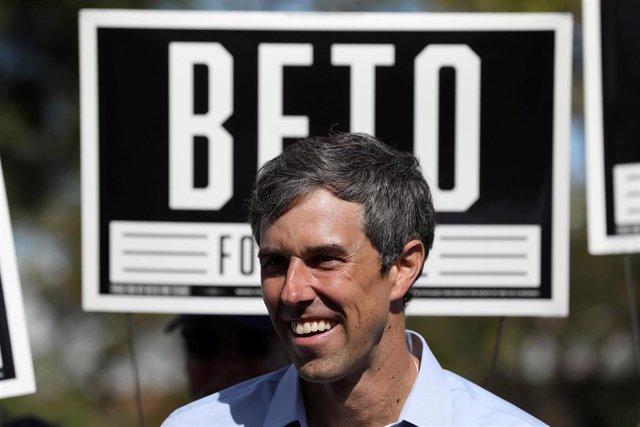 EEUU.- El demócrata Beto O'Rourke presentará su candidatura a la Presidencia de EEUU