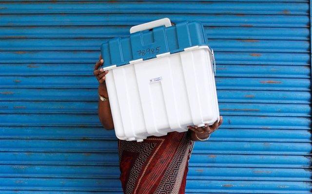 India.- Comienza la tercera fase de las elecciones legislativas en India
