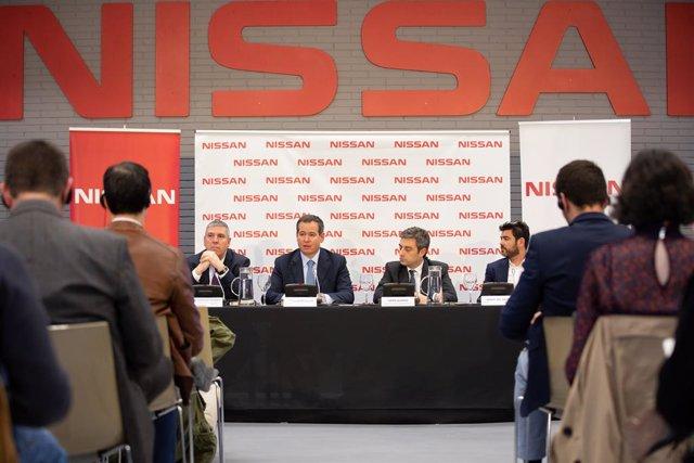 Nissan explica el seu pla per reduir la plantilla a Barcelona entre 400 i 500 ocupacions