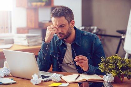 ¿Estresado en el trabajo y con problemas para dormir? Es más serio de lo que piensas