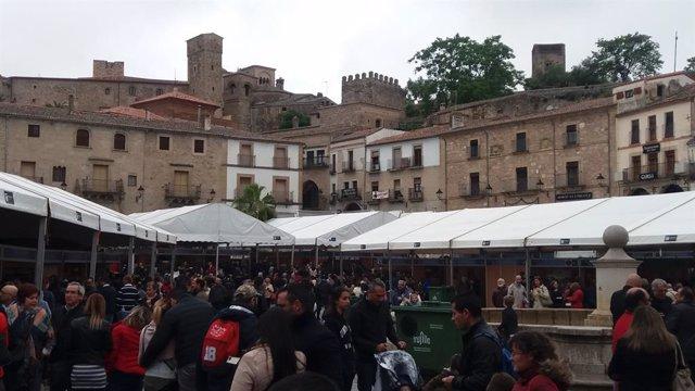 """COMUNICADO: La Torta del Casar, """"Mejor Queso de España"""", protagonista en la Feria Internacional del Queso de Trujillo"""