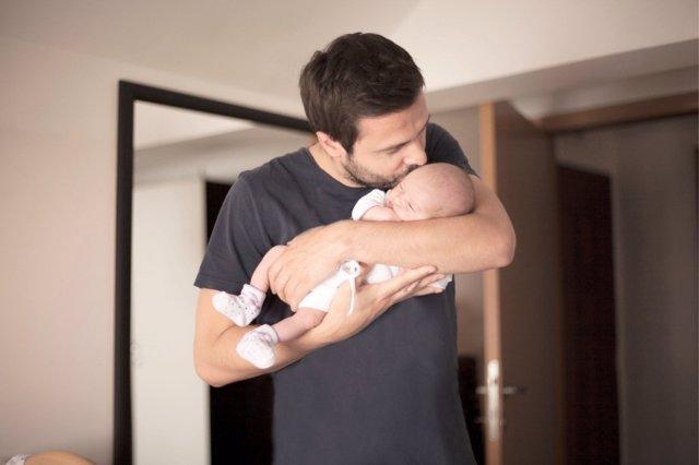 (AMP) El gasto en prestaciones de paternidad se dispara un 28,3% hasta marzo tras la ampliación del permiso