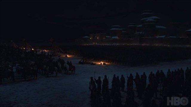 """La Batalla de Invernalia cabrea a los fans de Juego de Tronos: """"Se han gastado 15 millones para no ver nada"""""""