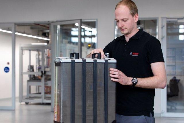 Economía/Motor.- Bosch y Powercell colaborarán en el desarrollo de la tecnología de pila de combustible de hidrógeno