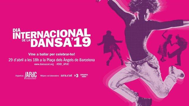 L'ADpC celebra el Dia Internacional de la Dansa a Barcelona amb un acte reivindicatiu